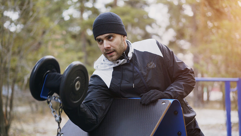 Maintaining Fitness During Cold Weather Months